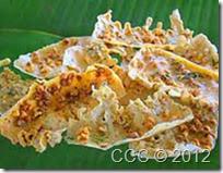 Termite rempeyek (Source: ceritabayu.blogspot.com)